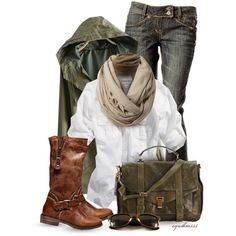 """Cool Weather Day"" by cynthia335 on Polyvore"