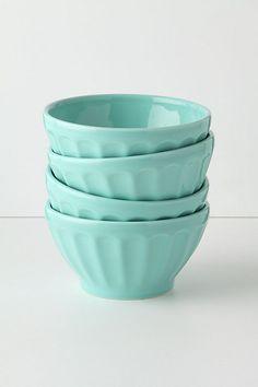 Latte Bowls - Anthropologie