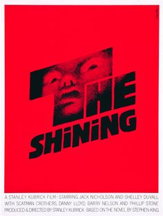 Every Movie Poster that Saul Bass Ever Made shining_bass_personal ? Film.com