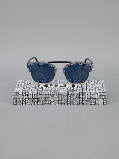 RETRO SUPER FUTURE - 49er Moross Africa sunglasses 4