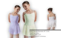 Body Danza Mariette AT 333C