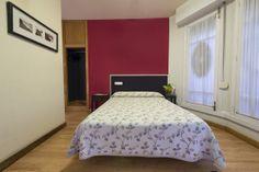 Habitación Matrimonial Hospedaje San Bernardo #gijon #asturias #spain #alojamiento #turismo #viajes #pensiones