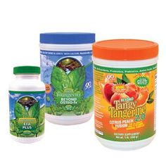 """PIN IT TO WIN IT!"" - A Healthy Body Start Pak 2.0 by Youngevity - If you already eat right and maintain a healthy lifestyle, this is the kit for you! Each pack provides broad spectrum foundation nutrition and includes our NEW BTT 2.0 Citrus Peach Fusion® - 480g canister (1), EFA PLUS™- 90 soft gels (1), and NEW Beyond Osteo-fx™ powder - 357g Canister (1)."