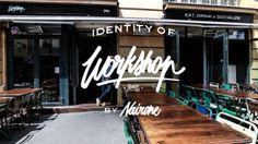 Création de l'identité visuelle du Workshop Paris par Nairone.  Vidéo réalisée par Get A Way Productions.