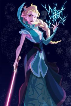 Disney princess Star Wars