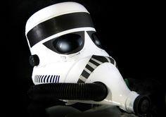 Storm Trooper Helmet from a Milk Jug - Slinky Guide