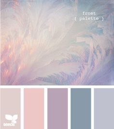 Frost palette