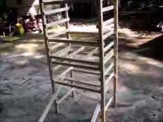 Simple DIY Solar Food Dehydrator - YouTube