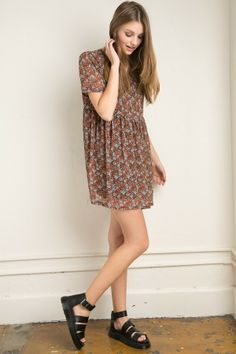 Brandy ♥ Melville | Cerelina Dress - Clothing