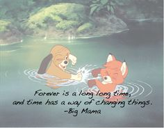 fox and the hound.. like this one better