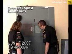 Ashley Smith prison video