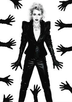 Naomi Watts by Ruven Afanador.