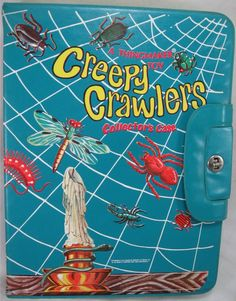 MATTEL: 1964 Thingmaker Creepy Crawlers Collector's Case #Vintage #Toys