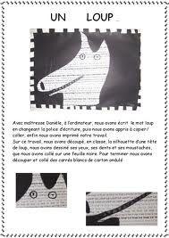 le lou^p maternelle - Recherche Google