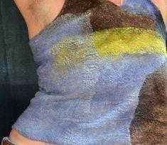 Felt Clothing: Felt Fusion by Tash Wesp, Felting Artist
