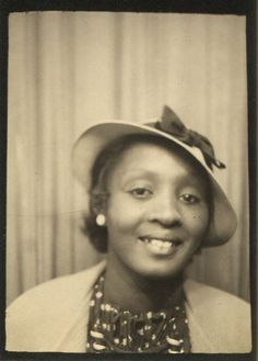 1930's photobooth