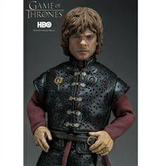 Boxed Figure: ThreeZero Game of Thrones - Tyrion Lannister