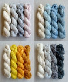 Gorgeous yarn!!!   Knitting Crochet Sewing Crafts Patterns and Ideas! - the purl bee