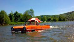Swimming Cars