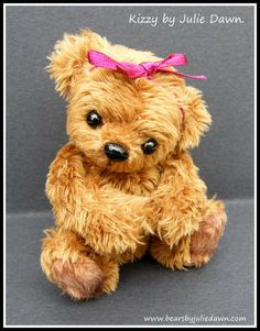 KIZZY by Bears by Julie Dawn.