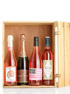 Toast spring with a glass of one of these best-of-our-taste-test rose wines. #wine