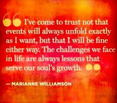 MARIANNE WILLIAMSON!