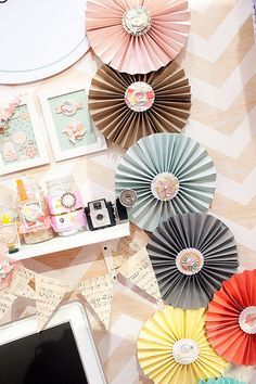 wall lollies, with chevron