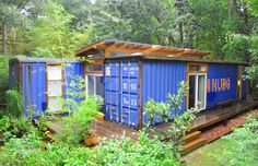 I Can't Believe What They Did With These Shipping Containers, Especially The Last One!
