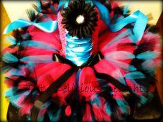 Cotton Candy Remix Petti Tutu Dress by TutuDeliciousDelight, $35.00