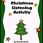 This activity is a great exercise to help your students assess their listening skills.  Use the directions included to read your students step-by-s...