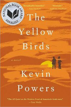 The Yellow Birds -This book reads like poetry.  I wanted to read it slowly to appreciate the beauty of his writing, but I needed to read it quickly, as it was too painful to linger over.  Yet another book about the random stupidity, the senseless waste and the horrific psychic costs of war.   But well worth reading.