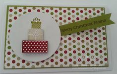 Stampin' Up!®: Merry Christmas Elaina....