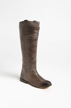 Frye 'Paige' Tall Riding Boot available at #Nordstrom