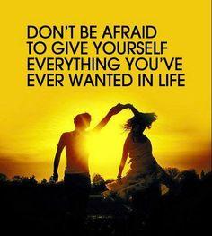 person growth, life, afraid, wisdom, inspir, quot, new years, motiv, live