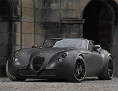 2012 Wiesmann MF5 V10 Black Bat