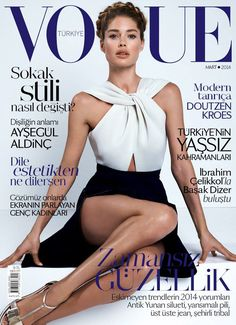 Doutzen Kroes for Vogue Turkey - March 2014