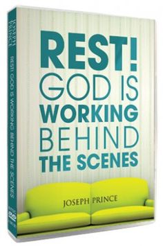 REST! God Is Working Behind The Scenes