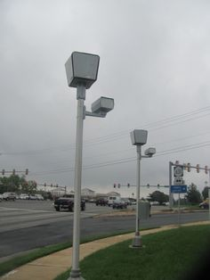 Smile - You're on Red Light Cameras