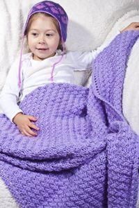 Cascade Yarns; Ariel Baby Blanket