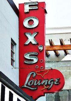 Fox's Lounge