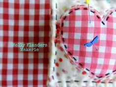 Molly Flanders Makerie  pick tiching