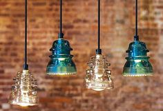 The Appointed Home: Lighting with Industrial style!