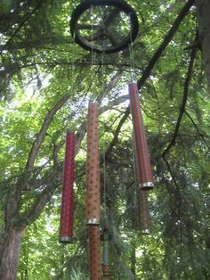 CHIMES: found items