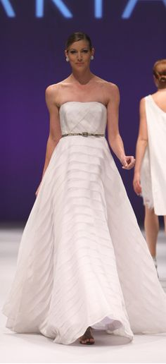 2014 brides and bridesmaids collection on pinterest lace for Usa made wedding dresses