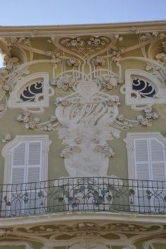 Art Nouveau, Italy