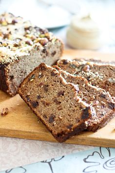 Paleo Banana Plantain Bread | by Sonia! The Healthy Foodie