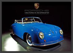 car, porsch 356, photographs, dreams, vintage, 356 speedster, 1950porsch, 1950 porsch, porsche 356