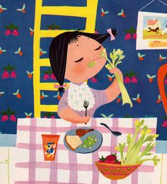 love me some mary blair