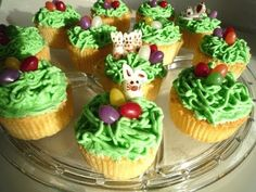 Oster-Cupcakes (Easter Cupcakes)