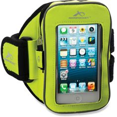 Securely carries your phone and running essentials—Armpocket i-25 Armband - iPhone.